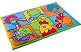 [HSB] ELC Blossom Farm Tummy Time Playmat with Pack of 10 Safety Door Stoppers