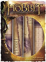 2013 The Hobbit  Special Edition Calendar