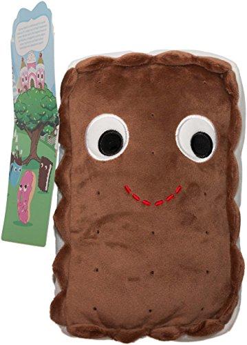 Sandy Chocolate Ice Cream Sandwich ~9.5