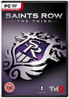 Saints Row The Third [PC] (輸入版)