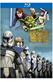 Star Wars: The Clone Wars - Seasons 1-5 (Collectors Edition) [Blu-ray]