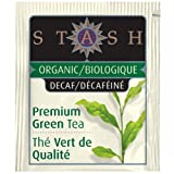 10 Pack Organic Premium Green Decaf Tea