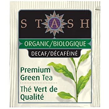 Organic Premium Green Decaf Tea