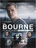 The Bourne Classified Collection (Bourne Identity / Bourne Supremacy / Bourne Ultimatum / Bourne Legacy)