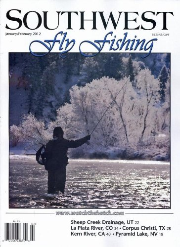 Southwest Fly Fishing (1-year auto-renewal)