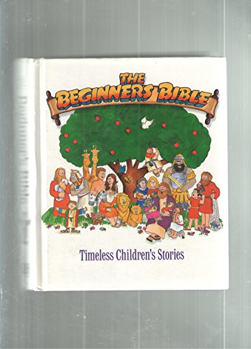The Beginner's Bible: Timeless Children's Stories, Kelly Pulley