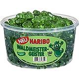 Haribo Waldmeister-Geister, 1er Pack 150 Stück, 1,2 kg