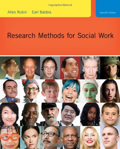 Research Methods for Social Work (SW 385R Social Work...