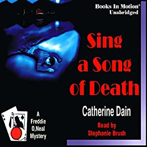 Sing a Song of Death Audiobook