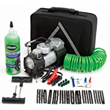 Slime 70004 Power Spair 48 Piece Tire Repair Kit