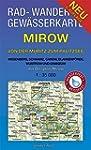 Rad-, Wander- und Gewässerkarte Mirow...