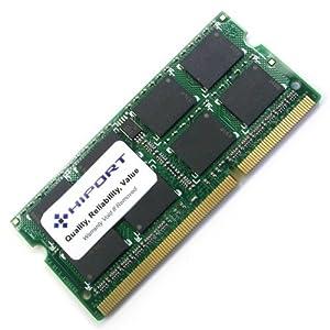 Hiport 2GB RAM Memory For Toshiba R850-A189, R850-M16X, R850-M16Y, Dynabook R731, Qosmio F750-02K, Satellite A660-00K, L840-02K, PRO C660-2F7, PRO C660-2F8 Laptop Notebook Computers (2GB DDR3-1333 PC3-10666 204-pin SODIMM)