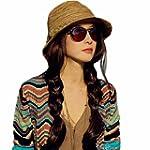Mosunx(TM Women's Summer Straw Hat Co...