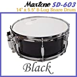Maxtone/マックストーン SD-603/Black スネア ランキングお取り寄せ