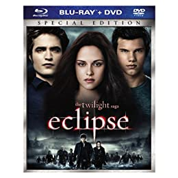 Product Image The Twilight Saga: Eclipse (Blu-ray/DVD)