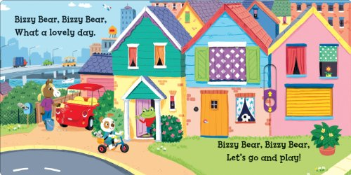 Let's Go and Play! (Bizzy Bear)