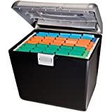 OfficeMax Weather-Resistant Compact File Box