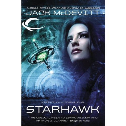 Starhawk (The Academy #7) - Jack McDevitt