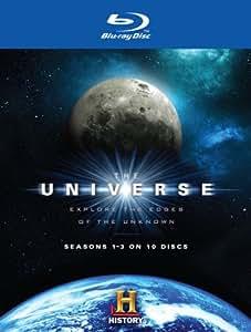 The Universe Seasons One-Three [Blu-ray]