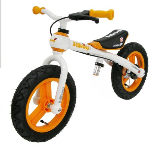 JD BUG TRAINING BIKE (bike training) with orange/brake TC-09A