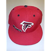 Atlanta Falcons Fitted Fashion Flat Bill Reebok Hat Size 7 1/4