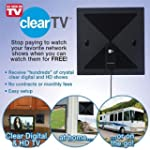 Clear TV Indoor HD Antenna