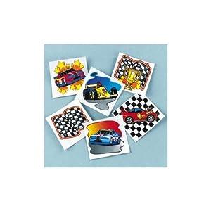 Racing Tattoos (6 Dozen) - BULK