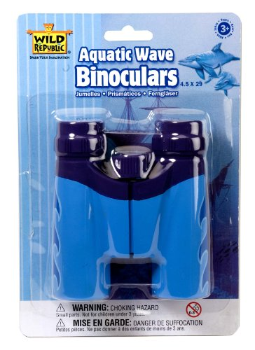 Wild Republic Binoculars - Aquatic
