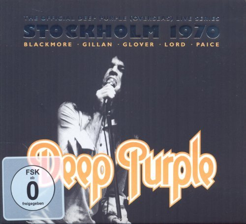 Stockholm 1970 by Deep Purple