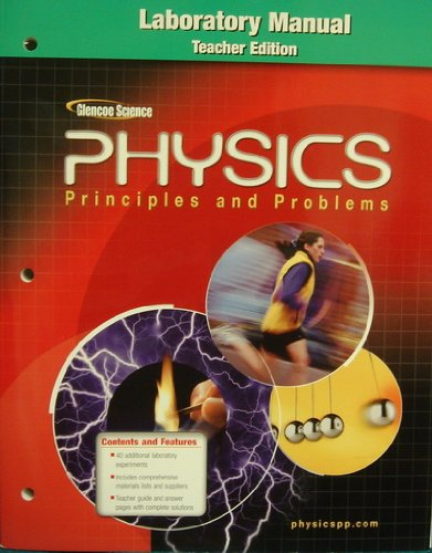 Physics: Laboratory Manual, Teacher Edition