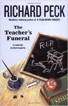 The teachers funeral book report