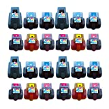 24 Pack - Compatible Ink