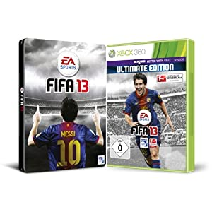 FIFA 13 - Ultimate Steelbook Edition
