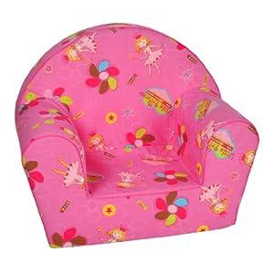 Knorrtoys fauteuil pour enfant little princess meubles - Amazon fauteuil enfant ...
