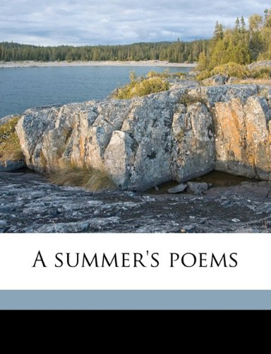 A summer's poems