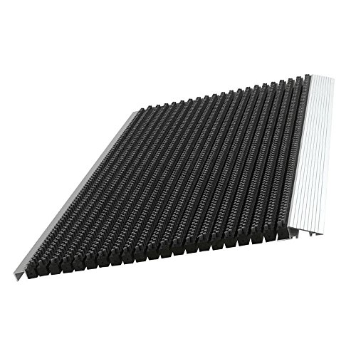 Mats World's Best Outdoor Mat, Black (Aluminum Door Mat compare prices)
