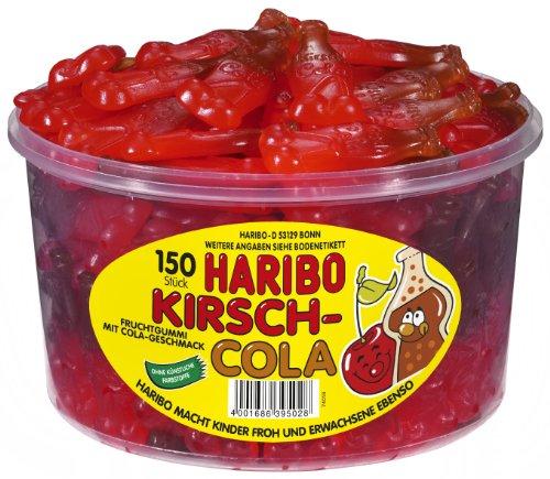 Haribo Kirsch Cola 735159 VE150