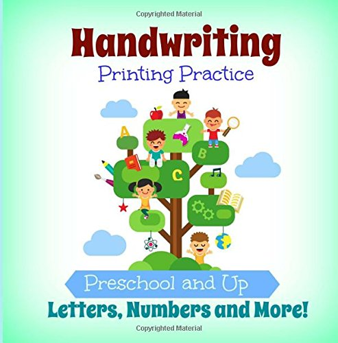 Handwriting-Printing-Practice-Preschool-and-Up-Letters-Numbers-and-More-Kids-Educational-Activity-Book-Writing-Skills-Volume-2
