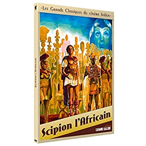 Scipion l'Africain - Edition Digipack Collector