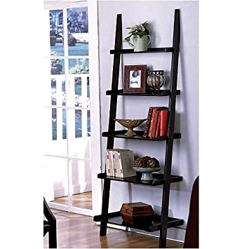 book shelf ladder