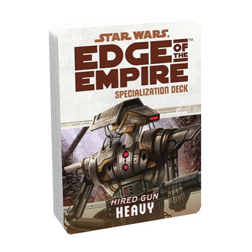 Star Wars: Edge of the Empire: Heavy - 1
