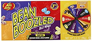 Jelly Belly Bean Boozled Sppinner Gift Box Game