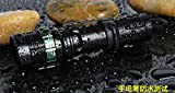 Ultrafire Cree XML-T6LED, LED Flashlight 900lumens,4w.Distance: 200-500m. Zoomable Torch
