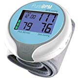 PureBPM Wrist Blood Pressure Monitor - Fast Accurate Blood Pressure Readings At Home For Up To 2 Users - Large...