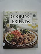 Better Homes And Gardens Cooking For Friends…