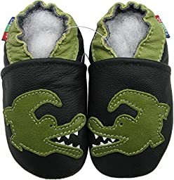 crocodile black 18-24m