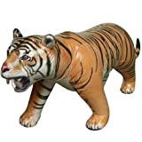 Jet Creations Lifelike Life Size Inflatable Replica Tiger