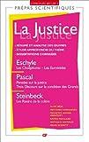 echange, troc Collectif - La justice (prépas scientifiques 2011-2012)