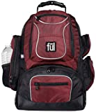 Ful Beale Street Backpack (Burgundy, Small)