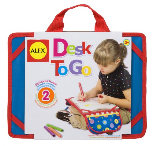 ALEX Toys Artist Studio Desk To Go (Car Painting Color compare prices)